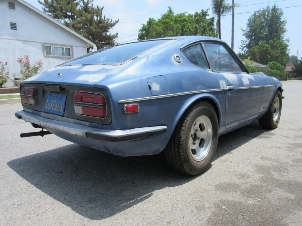 Blue Datsun 240z (Sold) | Datsun S30's